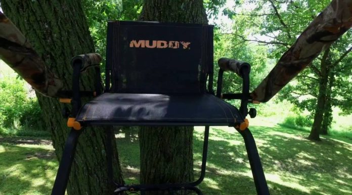 Muddy Muddy Huntsman Ladder Stand