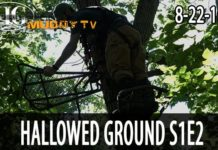 Hallowed ground Killing tree Deer Stands