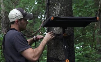 Muddy's Sportsman Hang-on Tree Stand